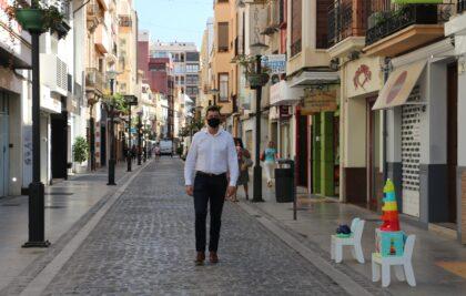 Castelló llança la campanya 'Ara més que mai, comerç local' per a incentivar les compres