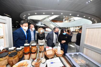 Els productes de 'Castelló Ruta de Sabor', protagonistes de 'Mediterranean Gastrónoma' a Fira València