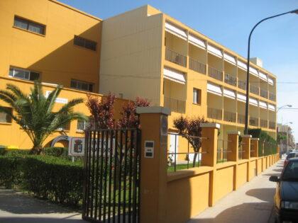 El Centre Geriàtric de Benicarló suma 8 casos positius i incorpora personal de reforç