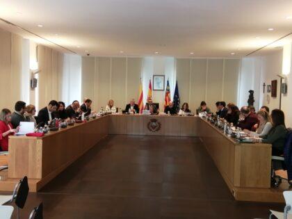 El Ple de Vila-real aprova un pressupost de 47.165.000 euros que prioritza el reequilibri, la reducció del deute i la millora de serveis