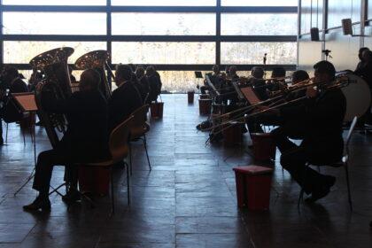 La Banda Municipal de Castelló, fidel al concert de la Constitució