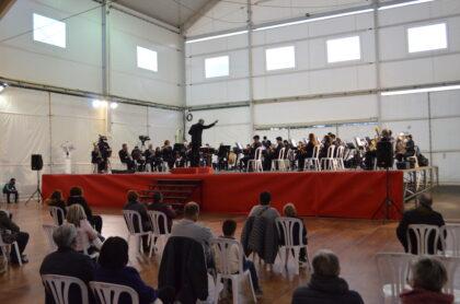 La Unió Musical d'Orpesa dóna inici a la programació nadalenca amb el seu tradicional concert