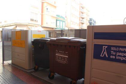 Borriana començarà dimarts el servei pilot de reciclatge orgànic amb 100 contenidors marrons
