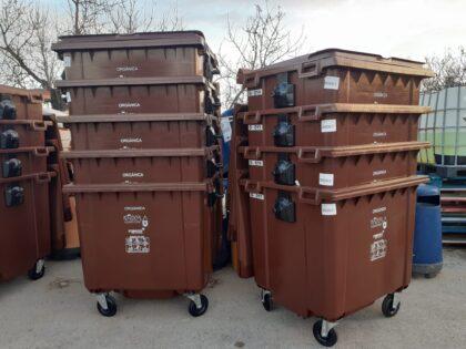 L'Ajuntament de Peníscola posa en marxa la recollida selectiva per a residus orgànics