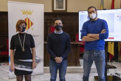Sagunt commemora el Dia de la Constitució amb l'estrena de dos vídeos