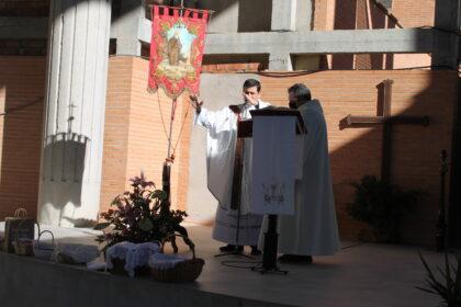 Benicàssim celebra amb una missa la festivitat de Sant Antoni