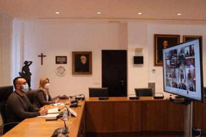 Vila-real prepara un desplegament sense precedents per a garantir el compliment de les restriccions anticovid-19