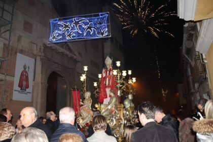 Borriana celebrarà Sant Blai amb dos espectacles de focs artificials simultanis i es queda sense les celebracions populars