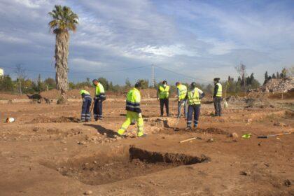 Descobreixen noves dependències en el jaciment arqueològic de la vila romana de Sant Gregori a Borriana