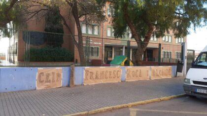Borriana impulsa murals col·laboratius per a millorar l'entorn del barri la Bosca