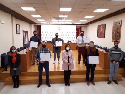 Turisme entrega els segells SICTED a cinc nous establiments de Benicarló