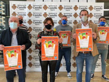 Castelló col·labora amb Gesdepro en una campanya de recollida per al Banc d'Aliments