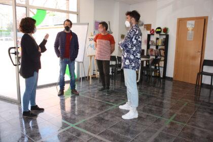 Castelló executa les primeres accions del pla de millora de centres cívics amb una inversió de 31.000 euros