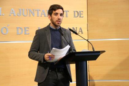 Castelló bonifica un 50% l'IBI als habitatges amb instal·lacions fotovoltaiques per a avançar en la transició energètica