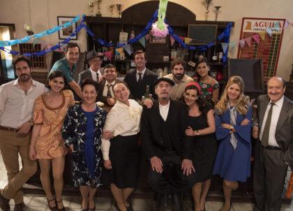 À Punt presenta hui la nova temporada de 'L'Alqueria Blanca'