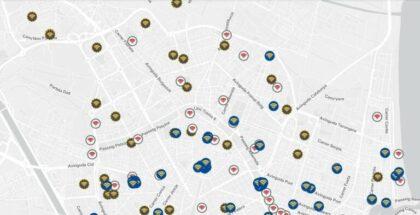 Nous punts de Wifi gratuït a València