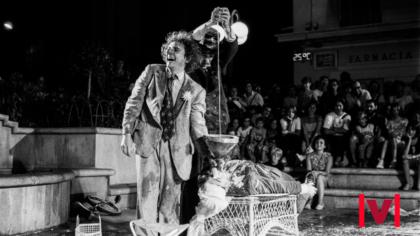 Una mirada al teatre del gest: 'MIM, un assaig fotogràfic' de Francesc Vera