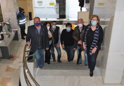 Borriana anima a participar en el Dia Internacional Sense Ascensors