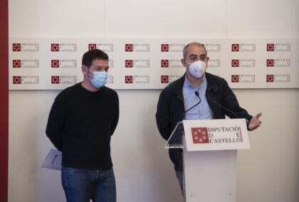 L'equip de govern de la Diputació de Castelló portarà al pròxim ple una moció sol·licitant l'alliberament immediat de les patents de les vacunes de la Covid-19