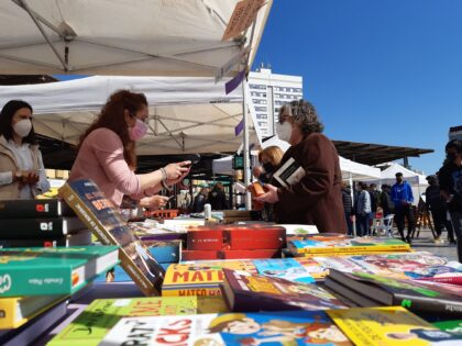 Benicarló celebra el Dia del Llibre