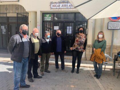 La Diputació de Castelló garanteix el funcionament dels serveis socials a Montanejos