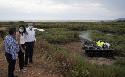 La Diputació de Castelló reuneix 50 ajuntaments per a encarar conjuntament la campanya estival contra els mosquits