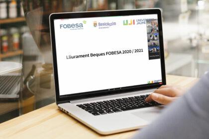 FOBESA i l'UJI lliuren virtualment 26 beques a l'alumnat resident a Benicàssim