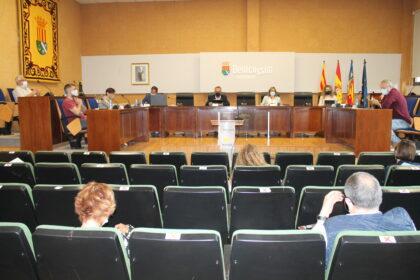 Benicàssim aprova en ple l'increment de les subvencions per a associacions culturals, juvenils i esportives