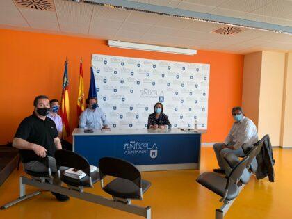 Benicarló i Peníscola avancen en el projecte de la nova rotonda per a la N340