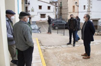 La Diputació de Castelló obri el termini de sol·licitud de 10.000 viatges de 'Castelló Sènior 2021-2022' per a reactivar el sector