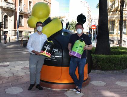 Els personatges més icònics de Disney promouen el reciclatge de vidre a Castelló