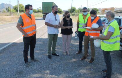 El Camí Serradal de Benicàssim tindrà abans de setembre un carril per als vianants accessible