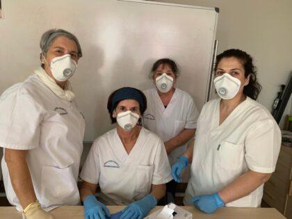 El personal dels Serveis Socials de Benicarló i dels centres de l'OACSE, Entitat Destacada en l'Àmbit Social de 2021