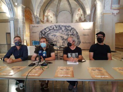 El Mucbe de Benicarló estrena la seua primera residència artística amb José Antonio Portillo
